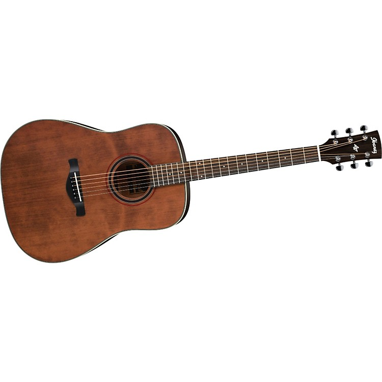 IbanezAW250 Artwood Solid Top Dreadnought Acoustic Guitar