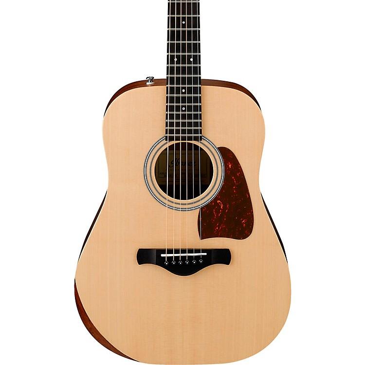 IbanezAW50JR Artwood 3/4 Dreadnought Acoustic GuitarSatin Natural
