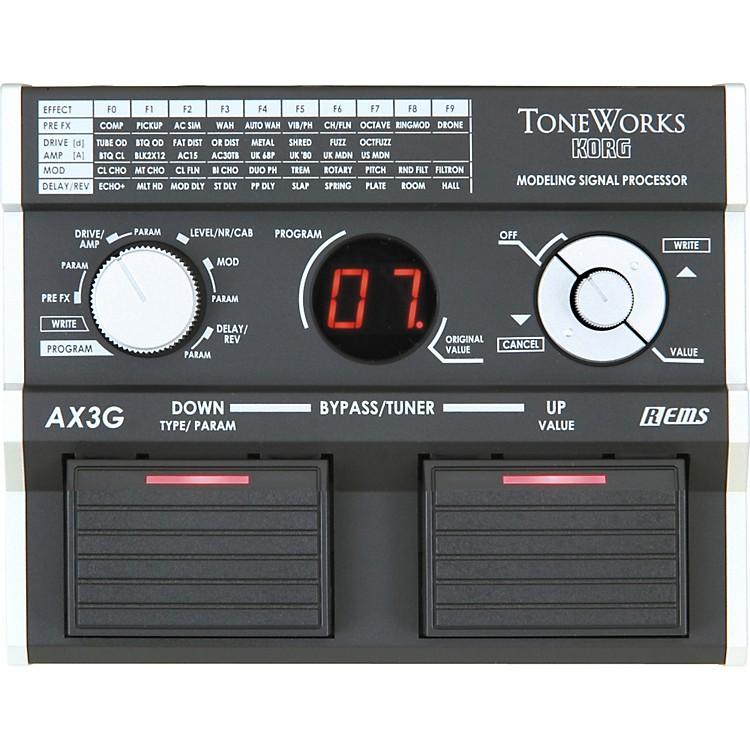 toneworks ax3g guitar modeling signal processor music123. Black Bedroom Furniture Sets. Home Design Ideas