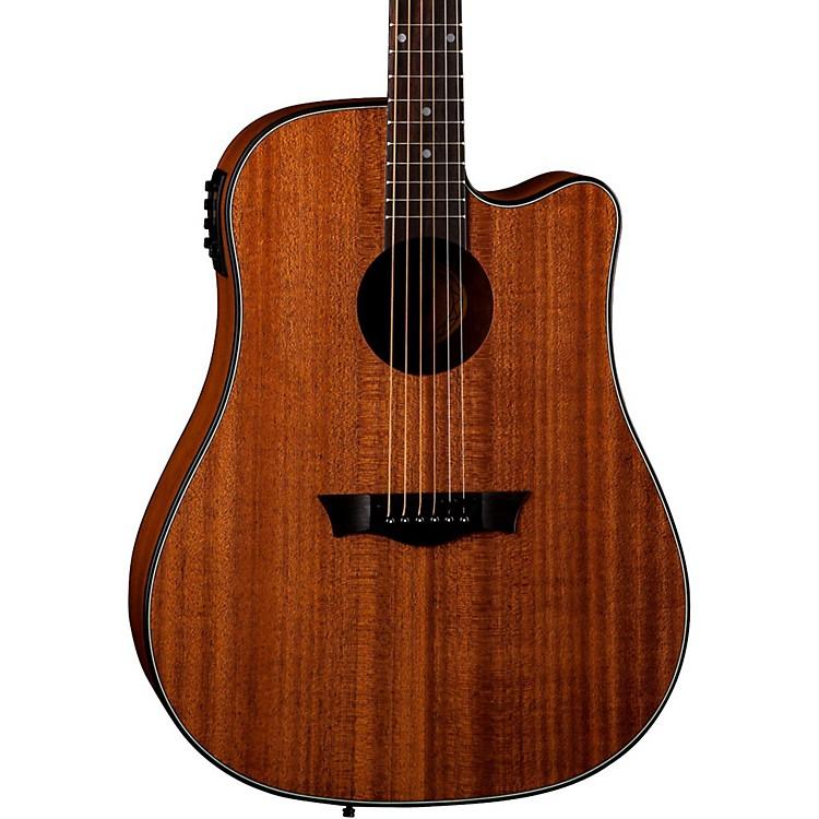dean axs dreadnought acoustic electric guitar mahogany music123. Black Bedroom Furniture Sets. Home Design Ideas