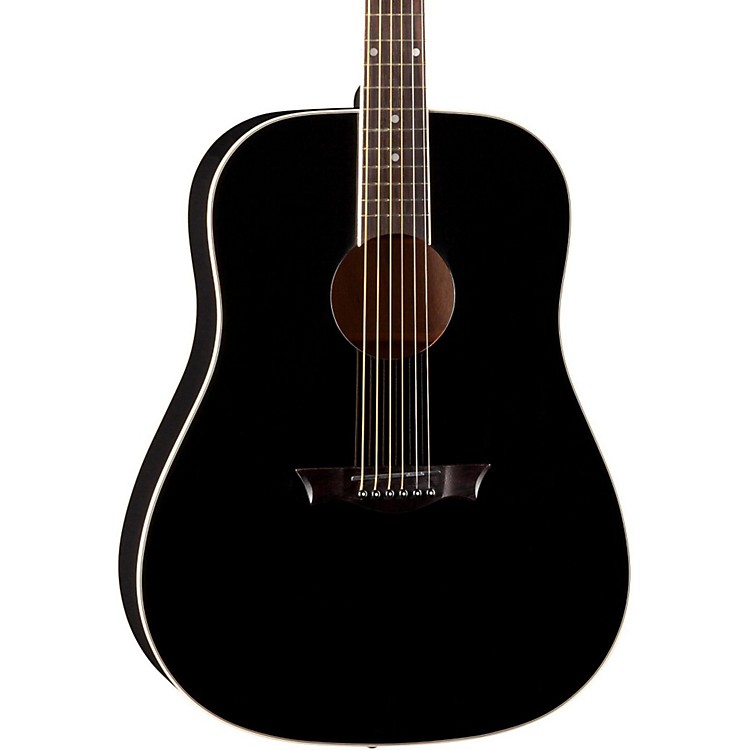 Dean AXS Dreadnought Acoustic Guitar Classic Black