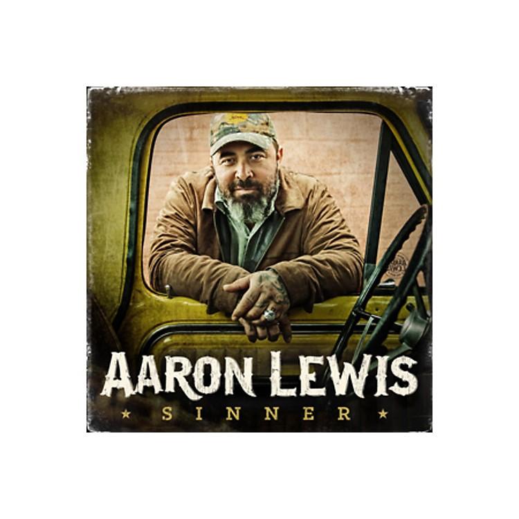 AllianceAaron Lewis - Sinner (CD)