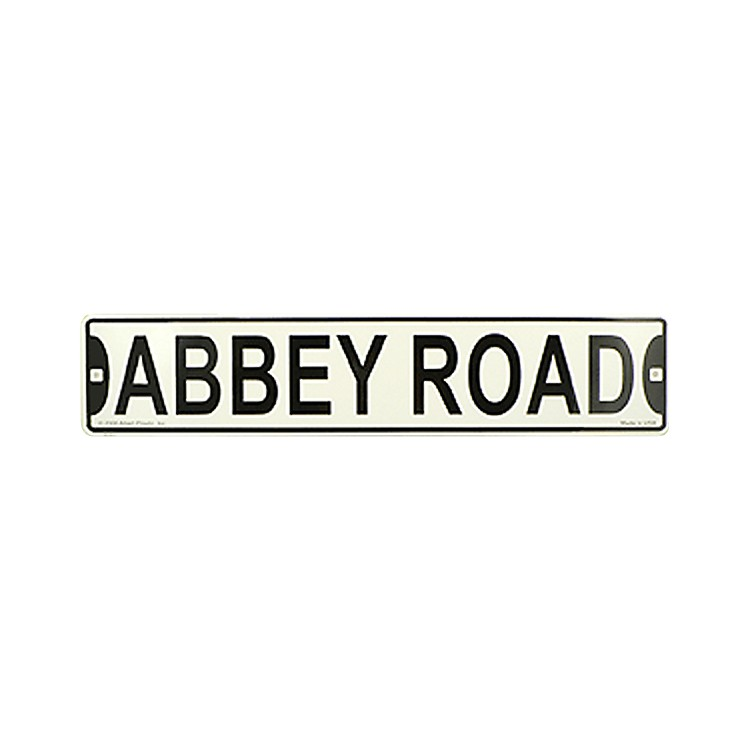 AIMAbbey Road Street Sign