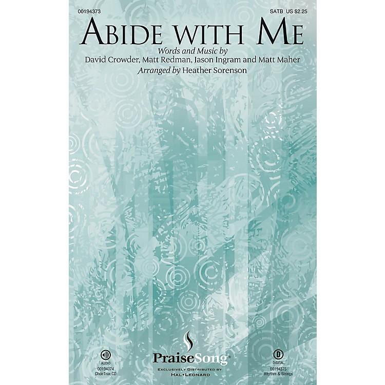 PraiseSongAbide with Me SATB by Matt Redman arranged by Heather Sorenson