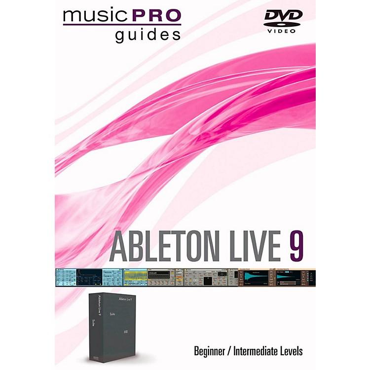 Hal LeonardAbleton Live 9 Beginner/Intermediate Level Music Pro Guide DVD