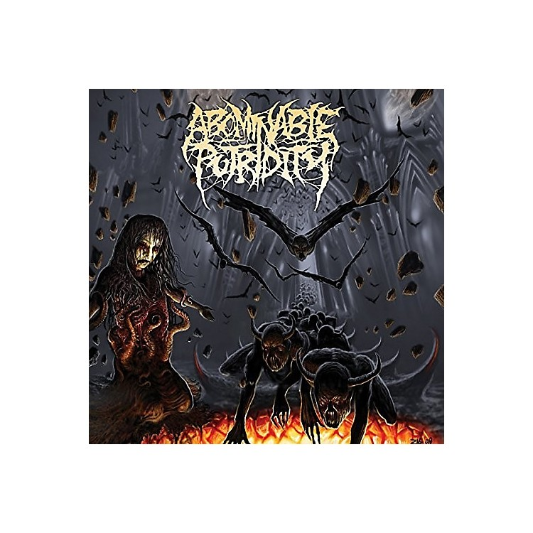 AllianceAbominable Putridity - In The End Of Human Existence