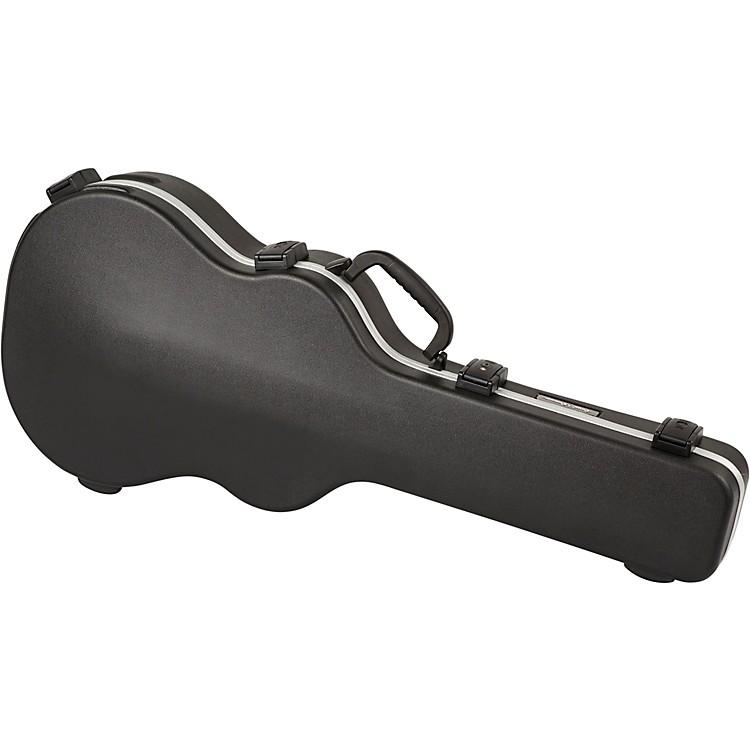 Road RunnerAbs Molded Classical Guitar Case with TSA Locks