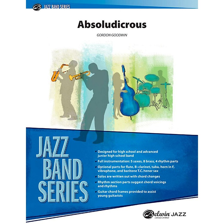 Alfred Absoludicrous Jazz Band Grade 3.5