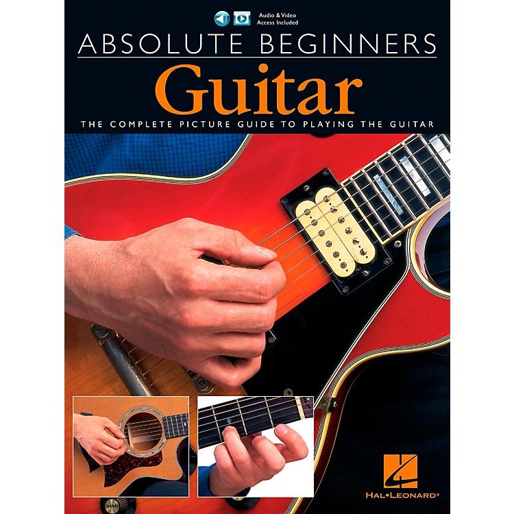 Music SalesAbsolute Beginners - Guitar (Book/CD/DVD Value Pack) Music Sales America Series Written by Various
