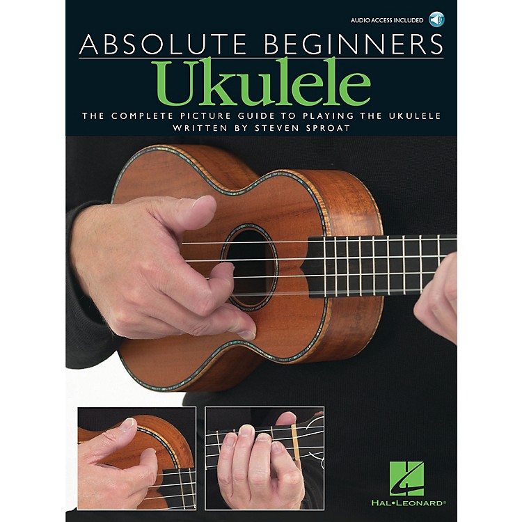 Music SalesAbsolute Beginners - Ukulele Music Sales America Series Softcover with CD Written by Various Authors