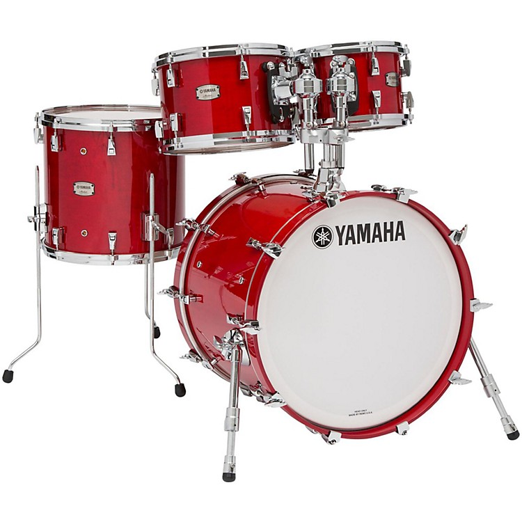 YamahaAbsolute Hybrid Maple 4-Piece Shell Pack with 20