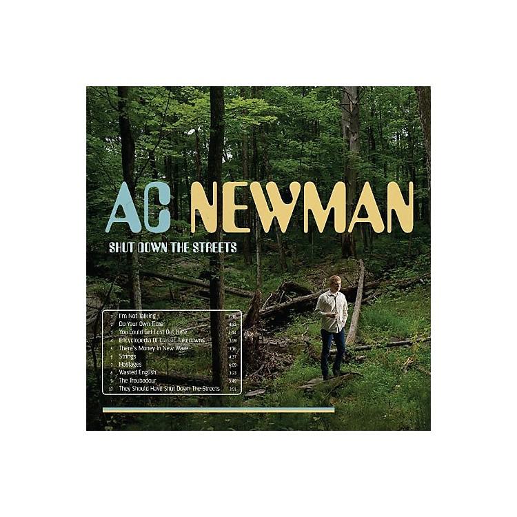 AllianceAc Newman - Shut Down the Streets
