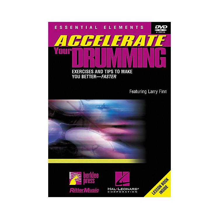 Berklee PressAccelerate Your Drumming (DVD)