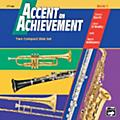 Alfred Accent on Achievement Book 1 2 CD Set