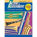 Alfred Accent on Achievement Book 1 E-Flat Baritone Saxophone Book & CD