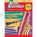 Alfred Accent on Achievement Book 2 B-Flat Trumpet Book & CD