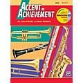 Alfred Accent on Achievement Book 2 Oboe Book & CD