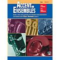 Alfred Accent on Ensembles Book 1 Tuba