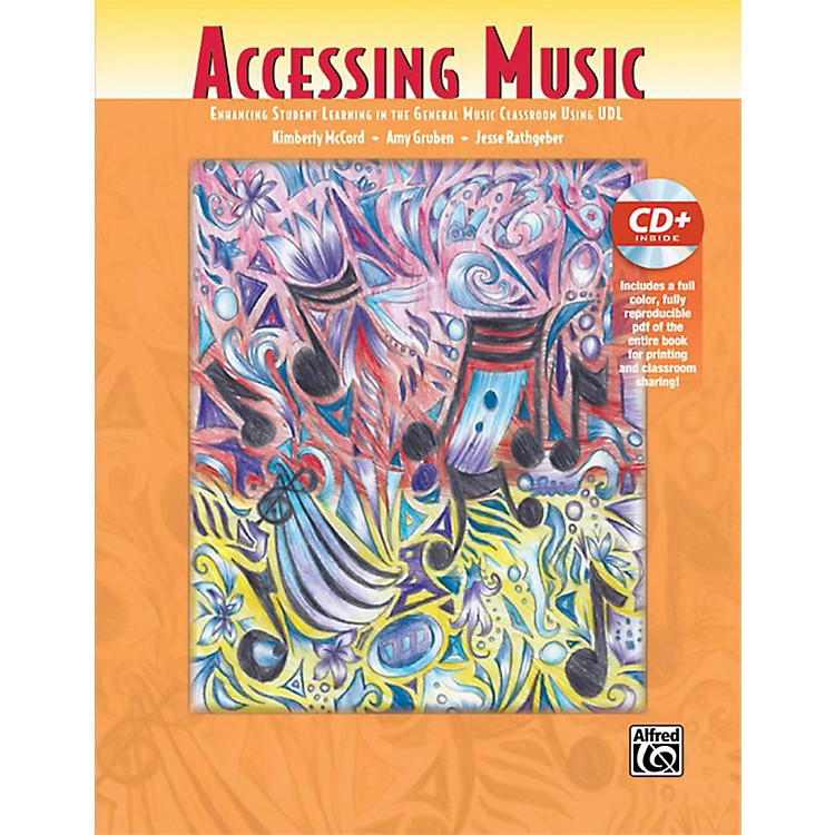 AlfredAccessing Music Book & Data CD
