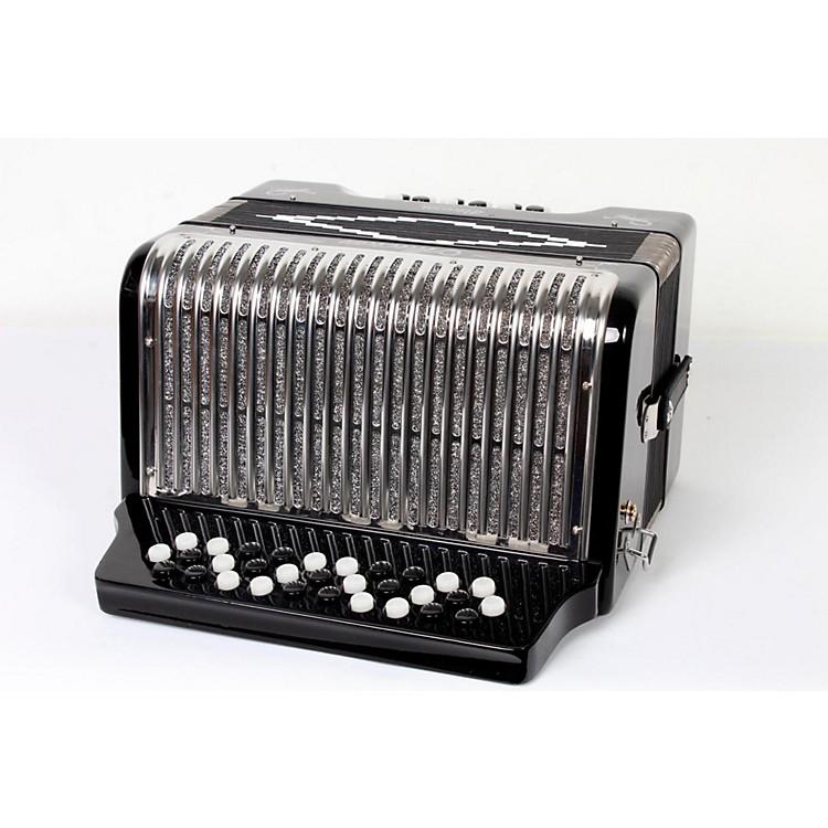 AlacranAccordion AL3112 Black with CaseFBE888365701653