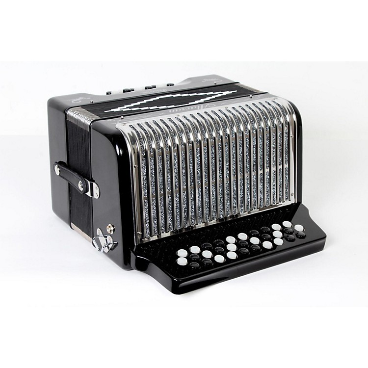Alacran Accordion AL3112 Black with Case FBE 888365786131