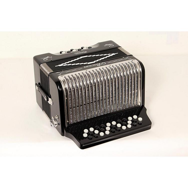 AlacranAccordion AL3112 Black with CaseFBE888365840376