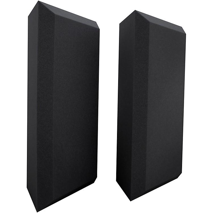 Ultimate AcousticsAcoustic Bass Trap - 24x12x12 Bevel (2 Pack)