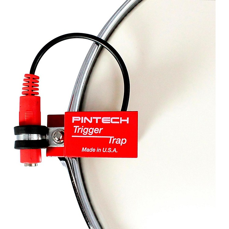 Pintech Acoustic Drum Trigger with Trigger Trap