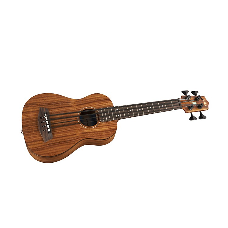 Kala Acoustic-Electric U-Bass Satin Acacia 886830652806
