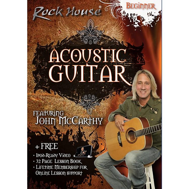 Rock HouseAcoustic Guitar Beginner DVD