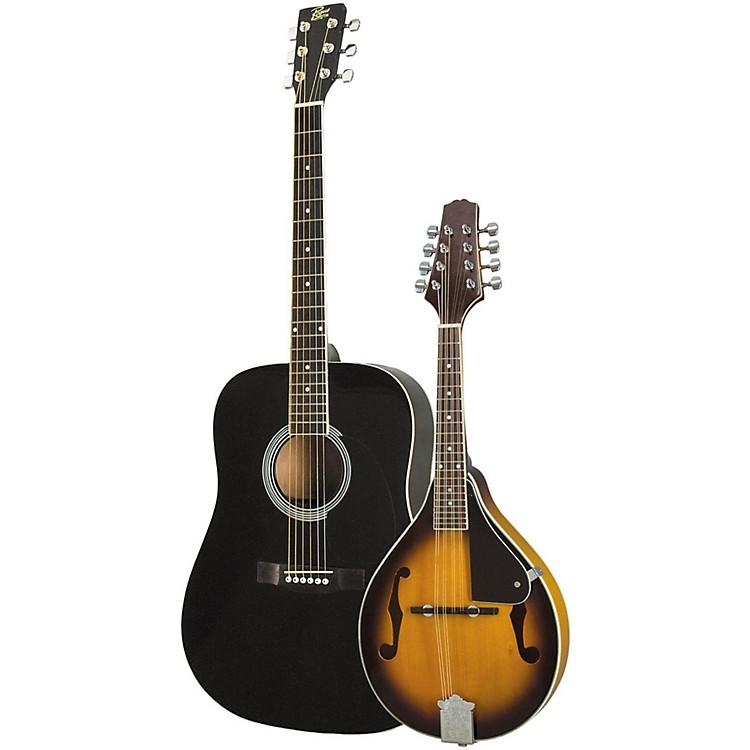 RogueAcoustic Guitar and Mandolin PackBlackSunburst
