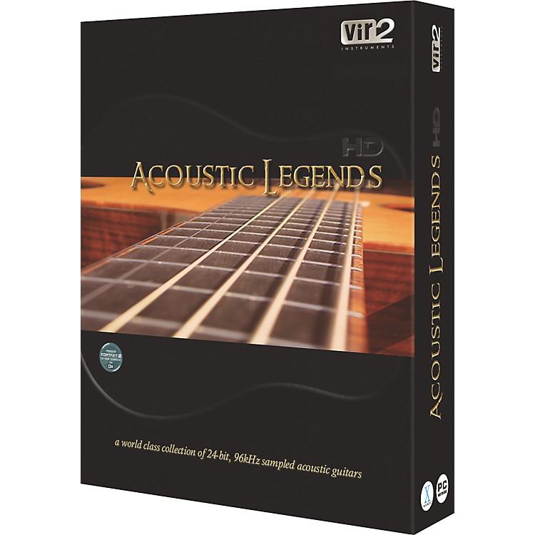 Vir2Acoustic Legends HD Acoustic Guitar Collection