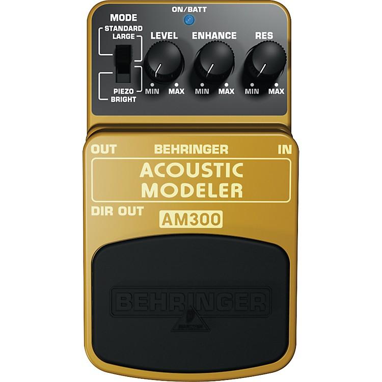 BehringerAcoustic Modeler AM300 Guitar Effects Pedal