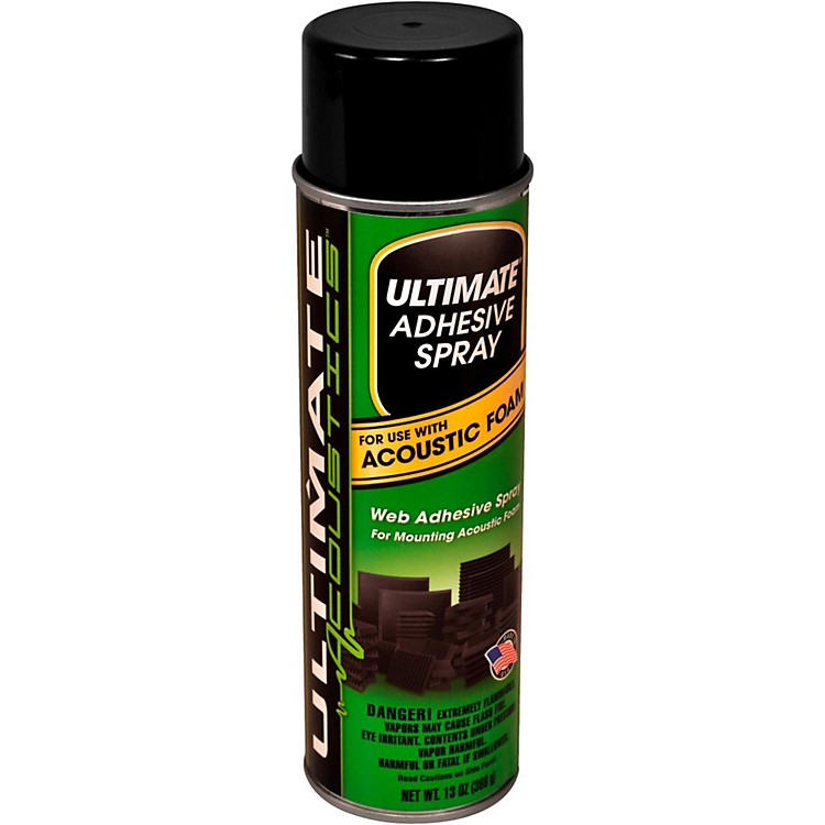 Ultimate AcousticsAcoustic Panel Adhesive Spray (UA-AS1)