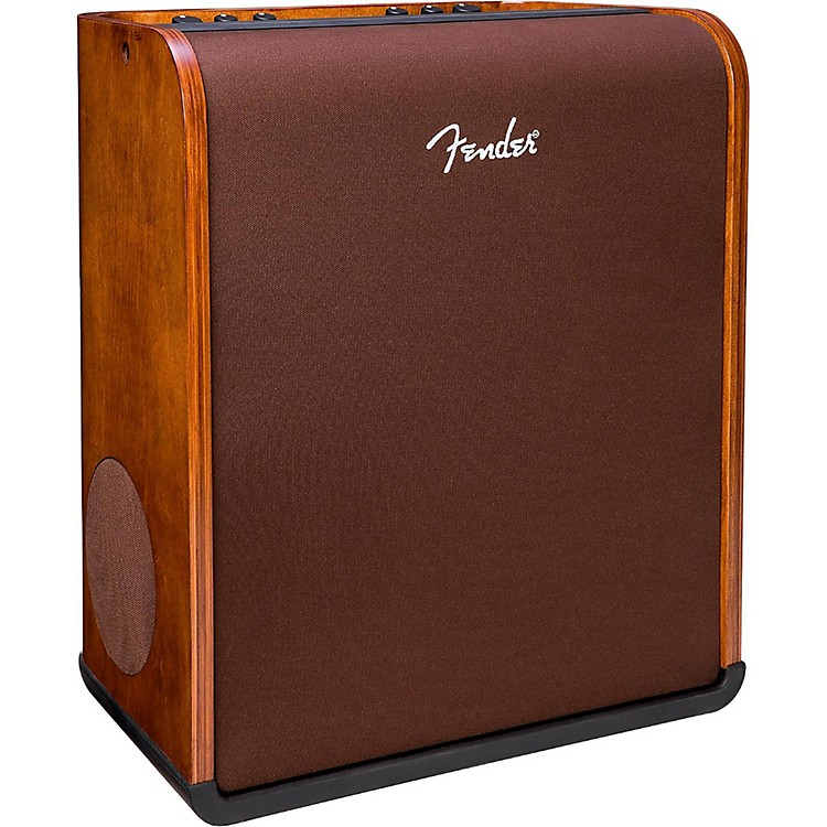 FenderAcoustic SFX 160W Acoustic Guitar Amplifier with Hand-Rubbed Walnut FinishWalnut