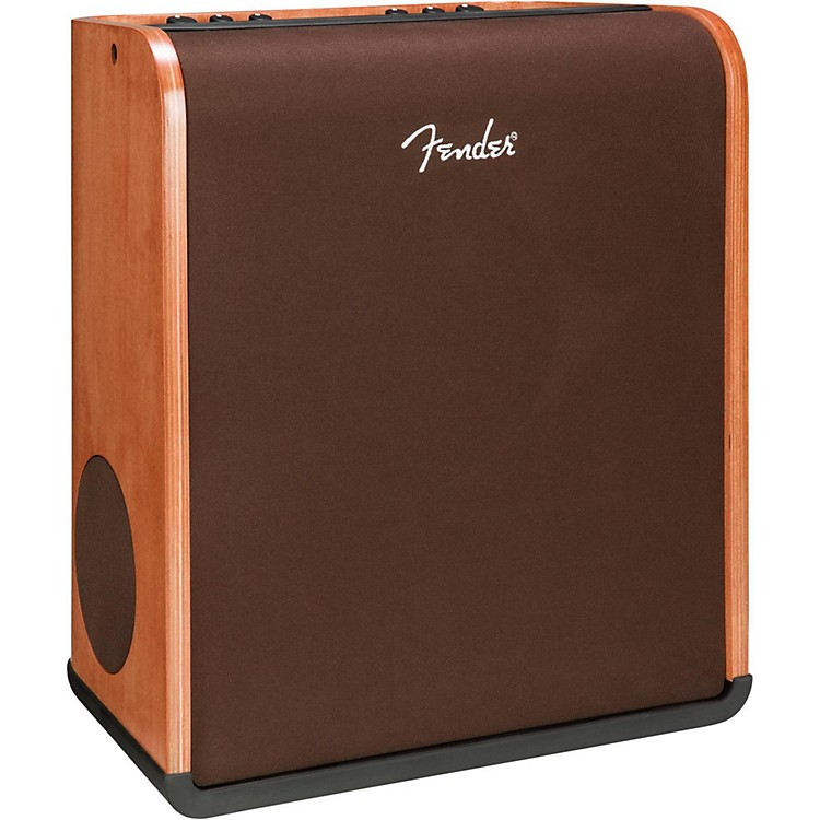 FenderAcoustic SFX 160W Stereo Acoustic Guitar Combo Amplifier with Hand-Rubbed Cinnamon FinishCinnamon