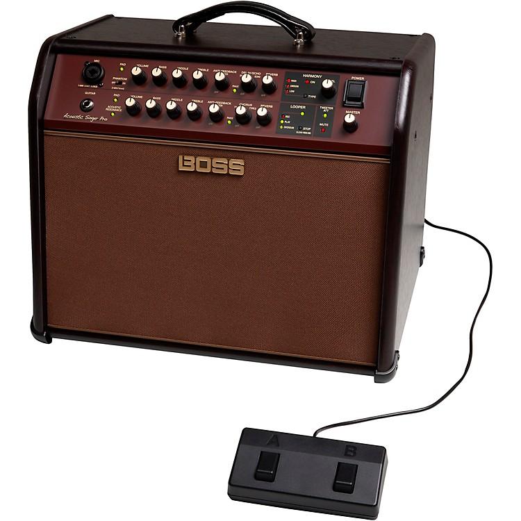 BossAcoustic Singer Pro 120W 1x8 Acoustic Guitar Combo Amplifier