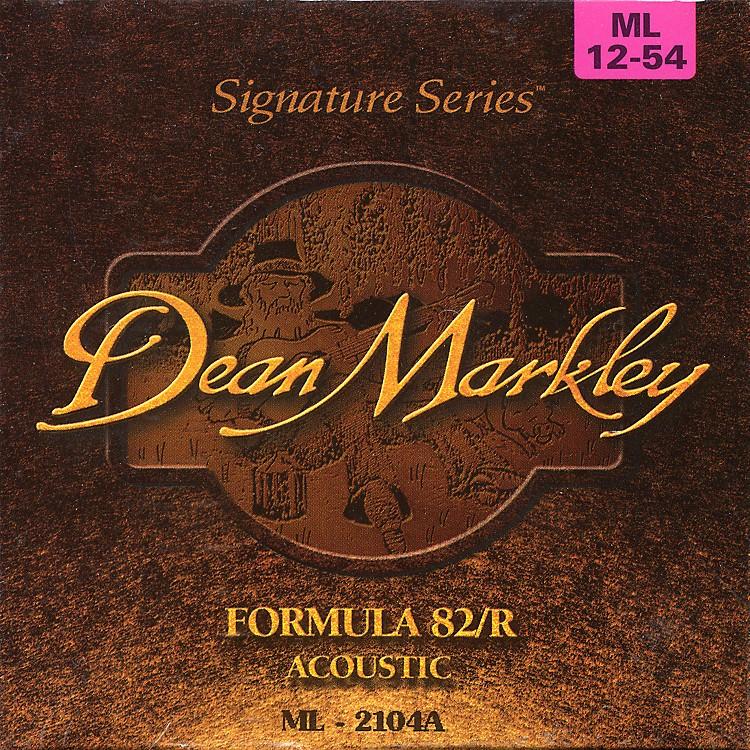 Dean MarkleyAcoustic formula 82R Medium Light Strings