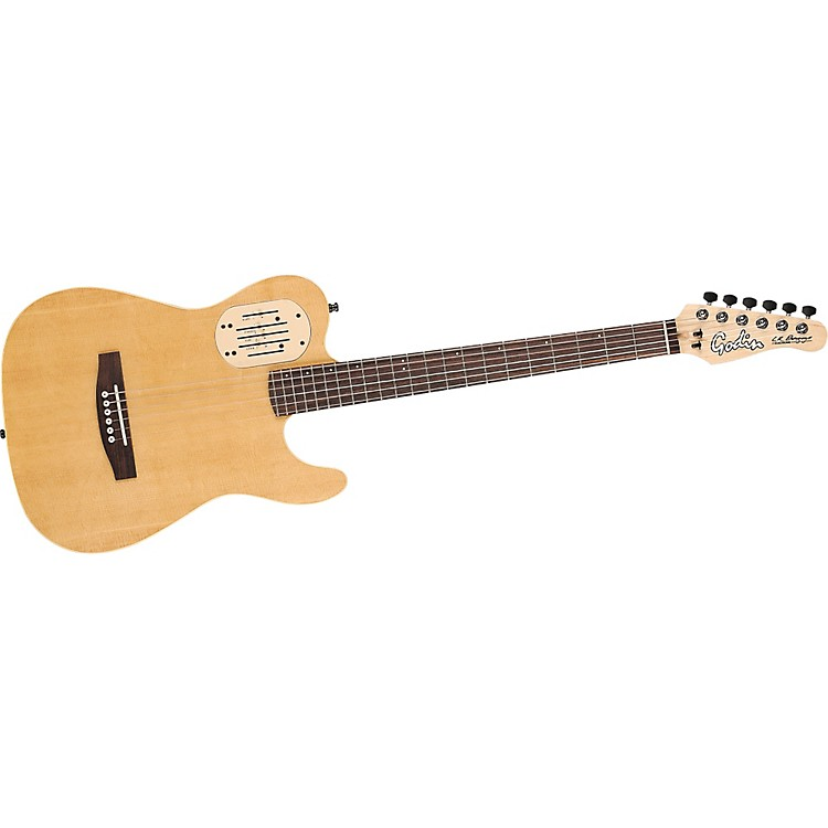 Godin Acousticaster 6 Cutaway Acoustic-Electric Guitar