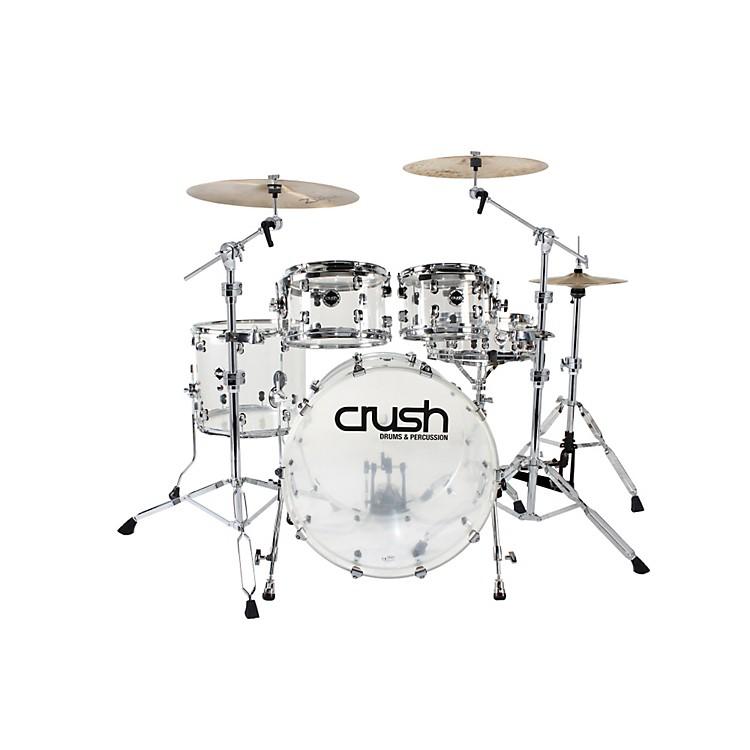 Crush Drums & PercussionAcrylic Series Bass Drum