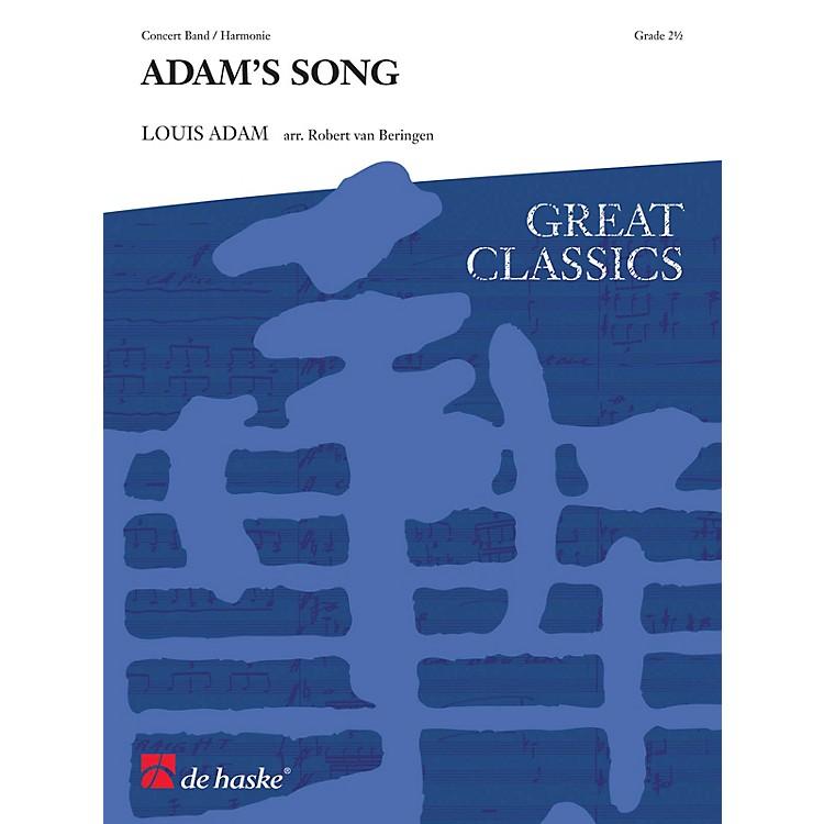 De Haske MusicAdam's Song Concert Band Level 2.5 Arranged by Robert van Beringen