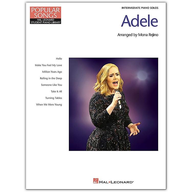 Hal LeonardAdele-Popular Songs Series-8 Beautiful Arrangements for Intermediate Piano Solo