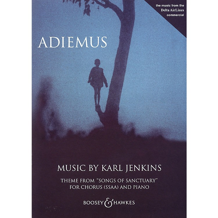Boosey and Hawkes Adiemus (Theme) (Songs of Sanctuary) SSAA composed by Karl Jenkins