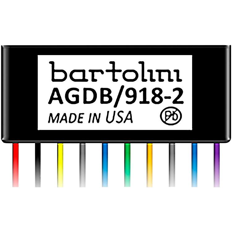 BartoliniAdjustable Gain Dual Buffer/Pre-amp