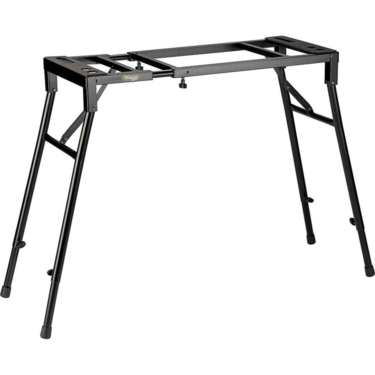 StaggAdjustable Tabletop Keyboard Stand