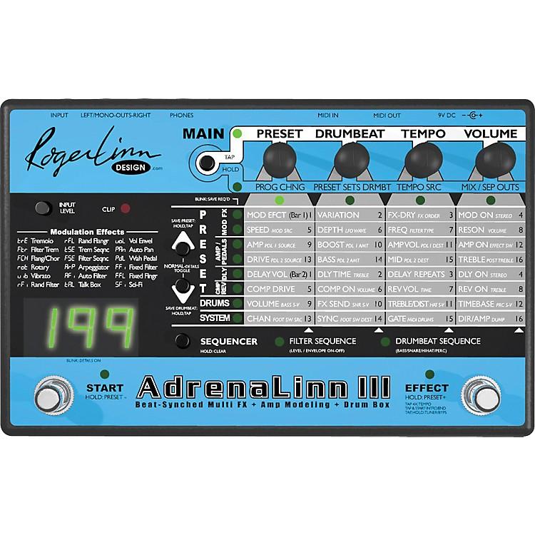 Roger Linn DesignAdrenaLinn III Guitar Effects Processor888365767857