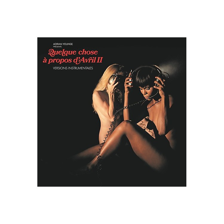 AllianceAdrian Younge - Instrumental Versions: Something About April 2
