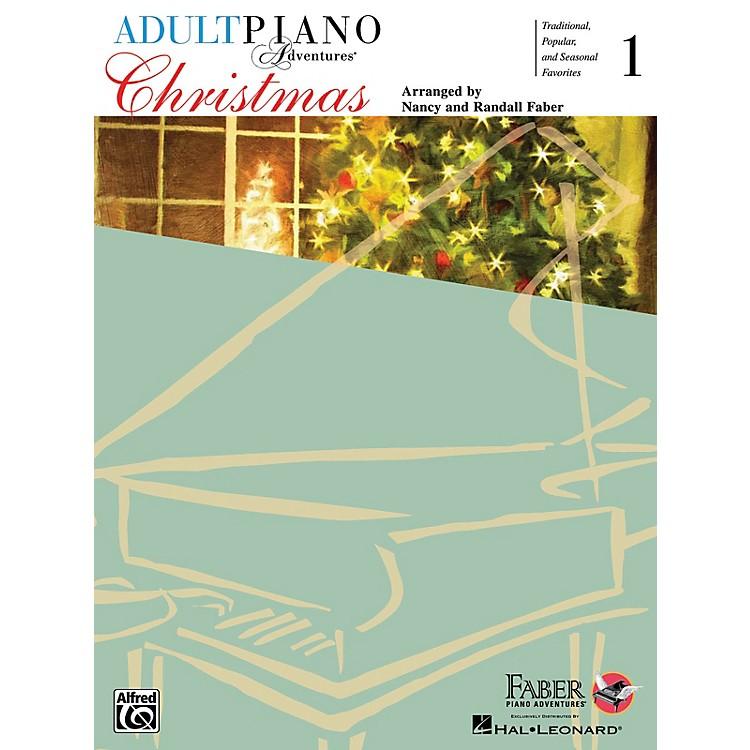 Faber Piano AdventuresAdult Piano Adventures Christmas - Book 1 Book/Audio Online