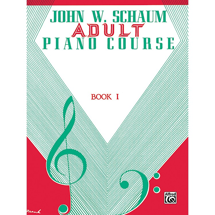 AlfredAdult Piano Course Book 1