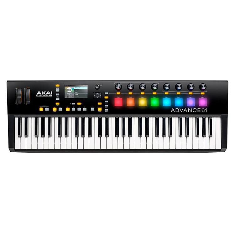 Akai ProfessionalAdvance 61 MIDI Keyboard Controller